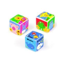 Іграшка Baby Mix Кубики для ігор у ванній GS-102S