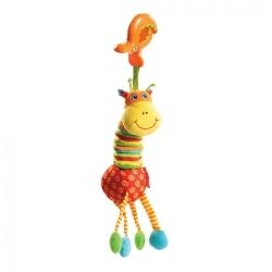 Іграшка тремтячий жираф