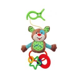 Іграшка плюшева з кліпсою Песик TE-8543-D
