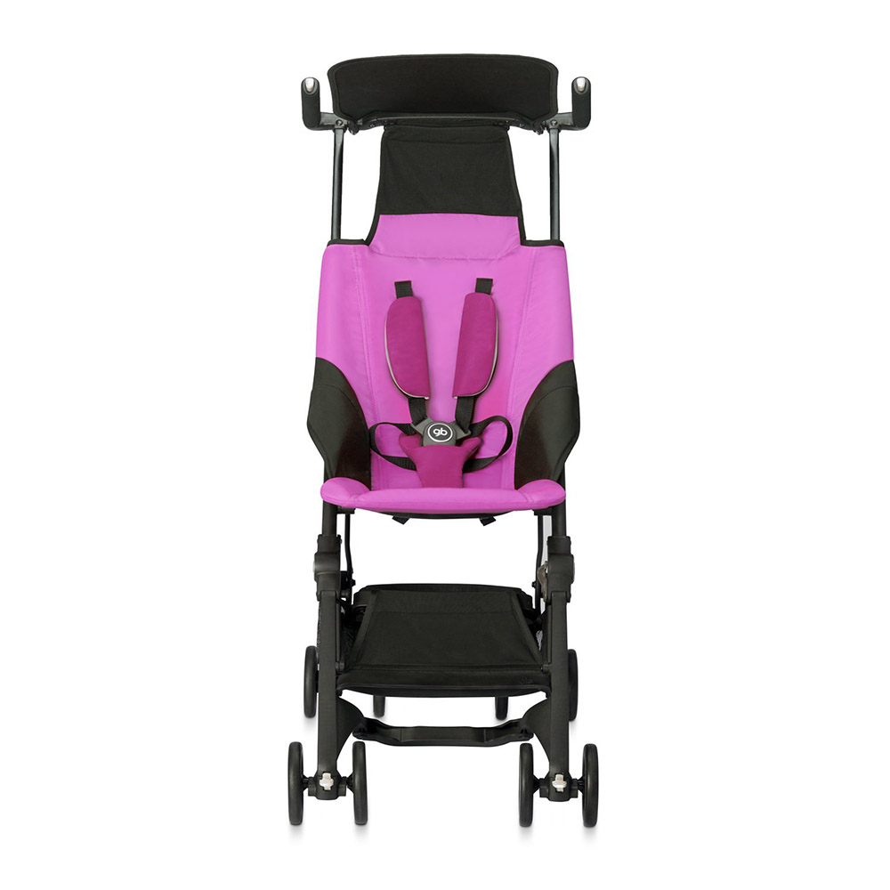 Коляска GB Pockit+ /  Posh Pink-pink
