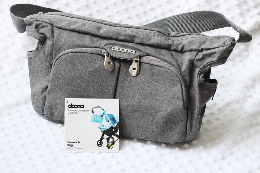 Сумка Doona Essentials Bag / beige