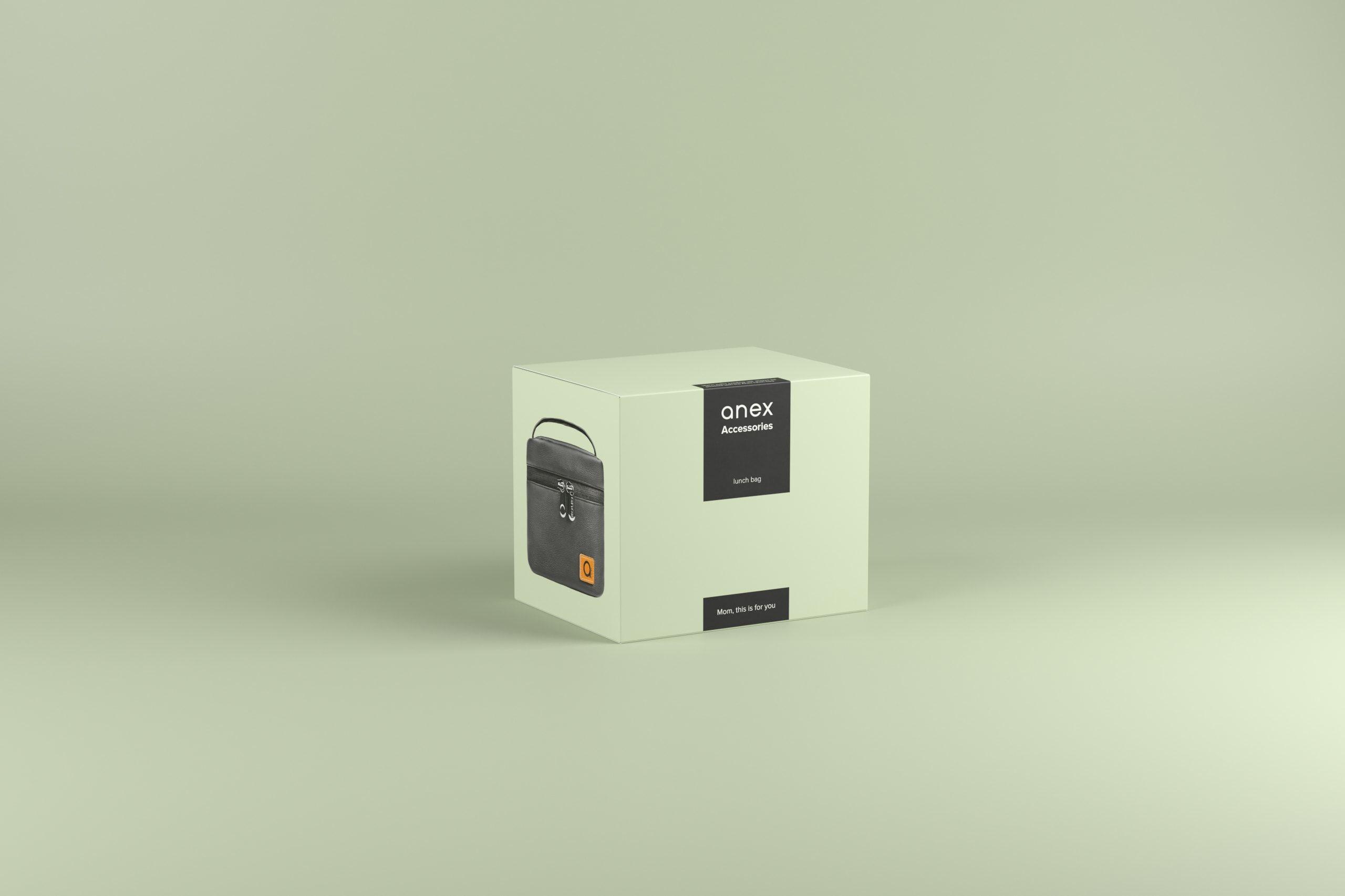 Термосумка для ланч-бокса Anex
